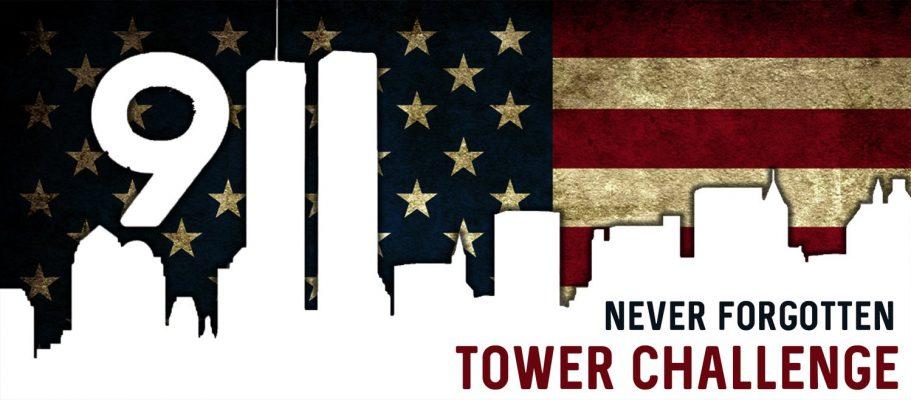 911 Tower Challenge Logo