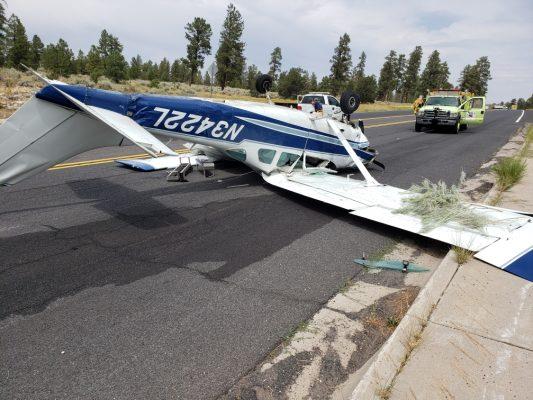 Airplane Crash Tusayan