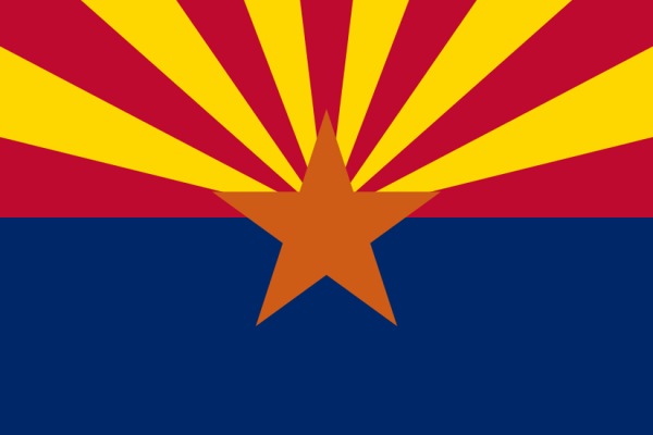 Arizona Flag 2