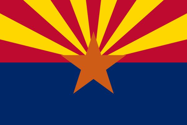 Arizona Flag 2
