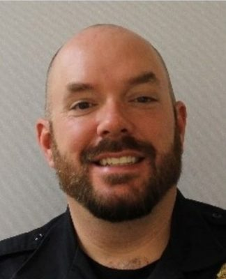 Fallen U.S. Capitol Police officer Billy Evans. Pic courtesy of U.S. Capitol Police.