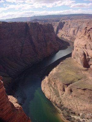 Colorado River in Glen Canyon National Recreation Area. NPS Photo.