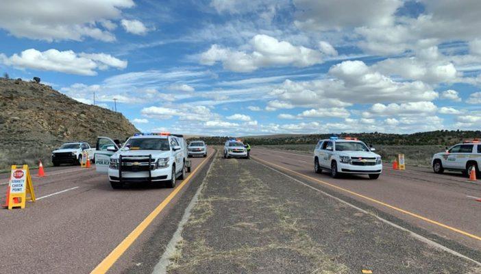 Curfew Roadblocks