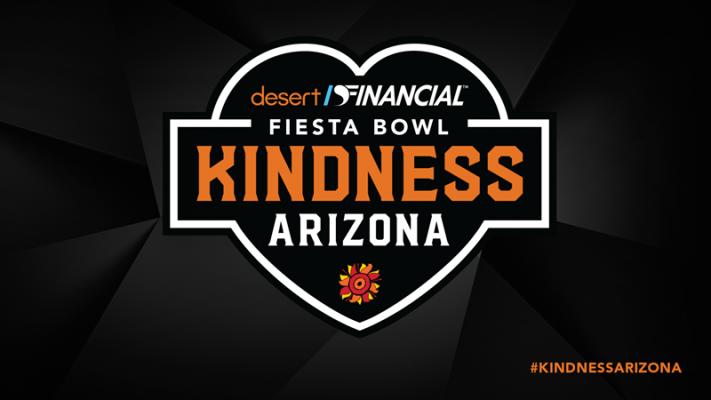 Desert Schools Fiesta Bowl Kindness Caravan