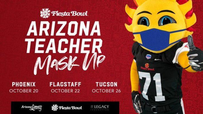 Fiesta Bowl Teachers