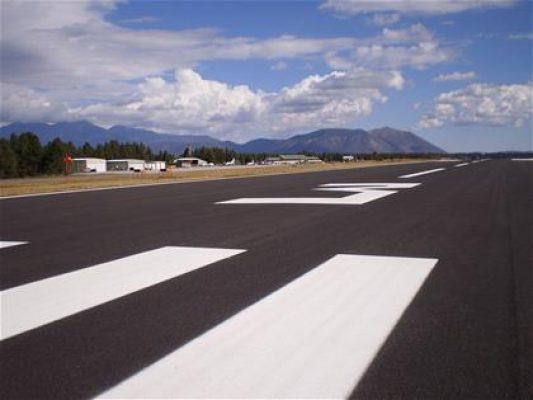 Flagstaff Airport Runway