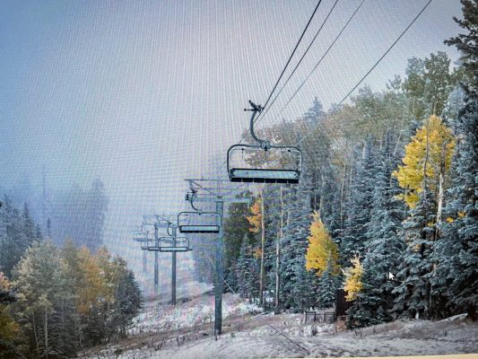 photo courtesy of Arizona Snowbowl