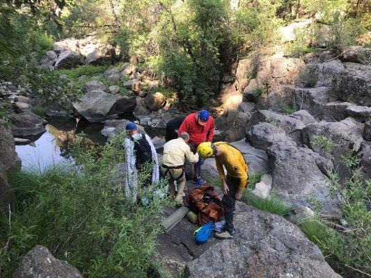 Munds Canyon Rescue