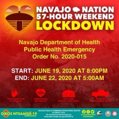 Navajo Curfew