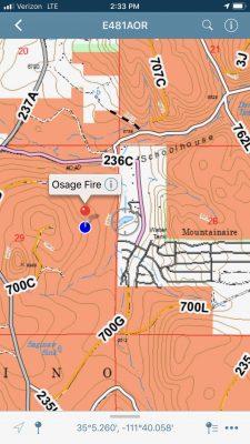 Osage Fire