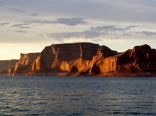 Scenic Lake Powell - Glen Canyon National Recreation Area. NPS Photo