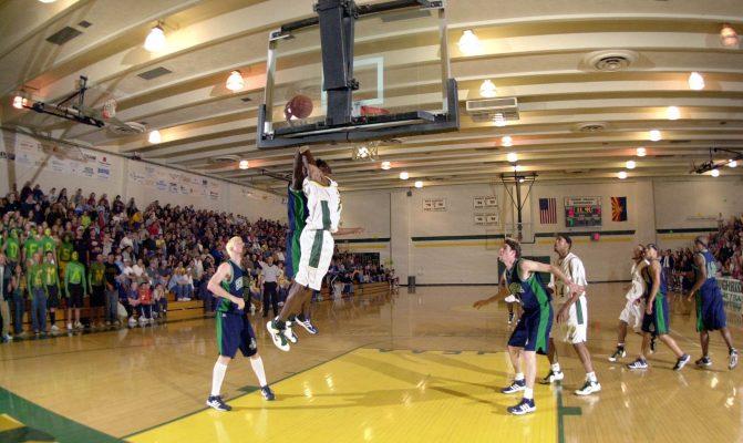 Yavapai Basketball-Vs Scottsdale
