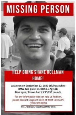 shane rollman flyer
